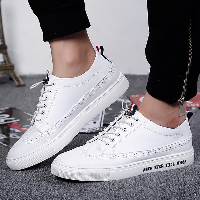 533125745953_白色 英伦一脚蹬小白板鞋休闲鞋