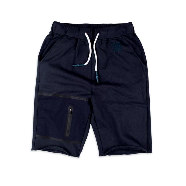537189825956_藏青色 ANB BASKETBOLLER 运动贴袋短裤藏青色