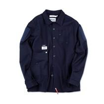 anb 2015aw101 ANB BRAND AW 加厚工装衬衫