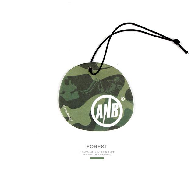 539926920501_军绿色 ANBCOMFORT x TASTESQUARE 挂式香片(森林)军绿色