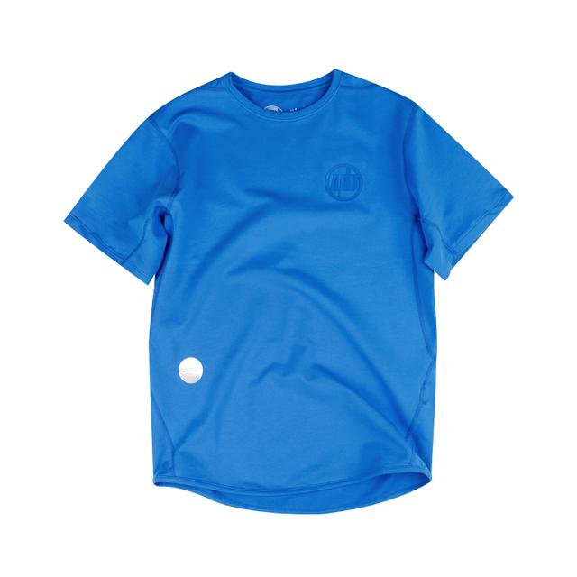 550121599884_蓝 ANB立体运动剪裁奥代尔TEE(蓝)蓝