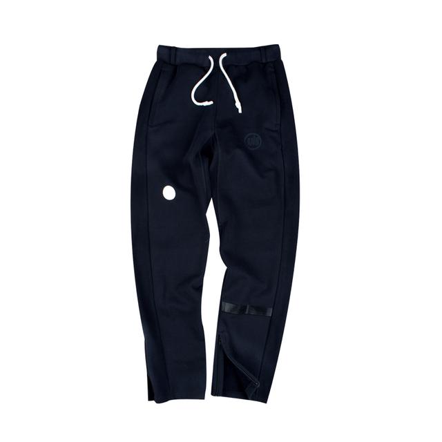 550010056773_藏青 ANB2017SS宽大版针织长裤藏青
