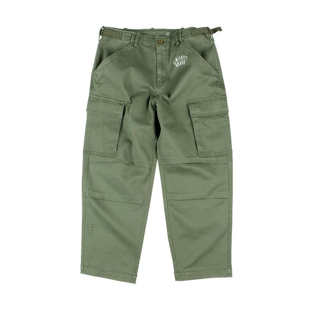 553675433831_军绿色 ANB BDU (宽腿)水洗军绿色长裤