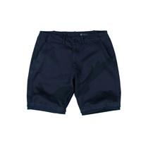 554826981562_深蓝色 ANB破碎迷彩暗纹基础水洗短裤深蓝色