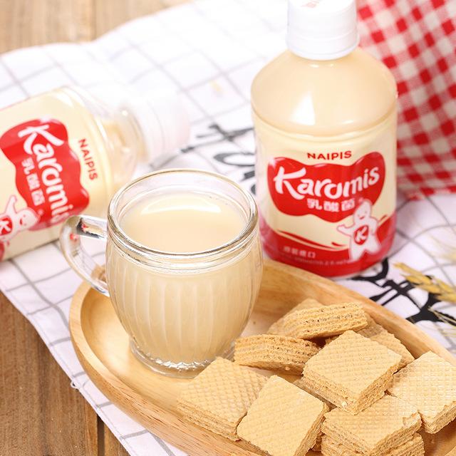 549631981598 台湾进口饮料*Naipis/卡酪蜜思原味乳酸菌饮料塑料瓶装