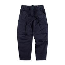 564518934721_藏青色 ANB 2017AW / 重磅水洗阔腿BDU长裤藏青色
