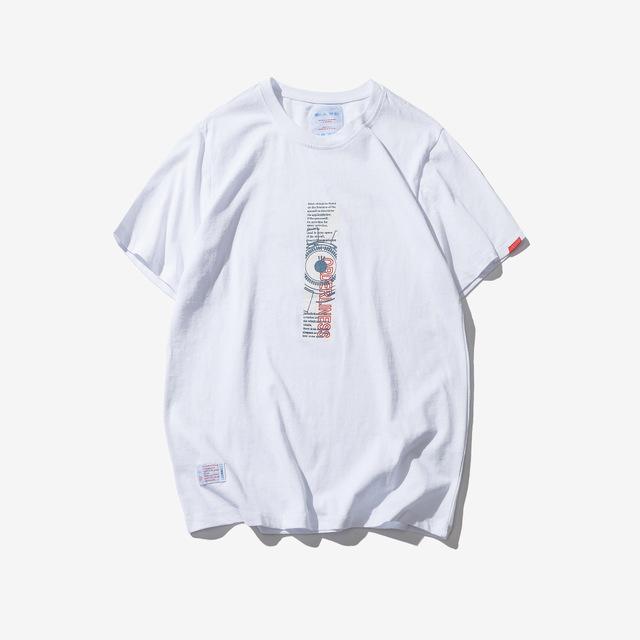 568834504077_白色 2018日系潮牌简约T恤