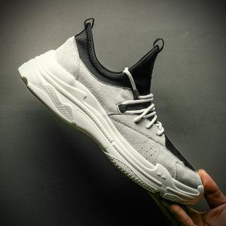 夏季透气韩版增高运动鞋男休闲鞋潮流