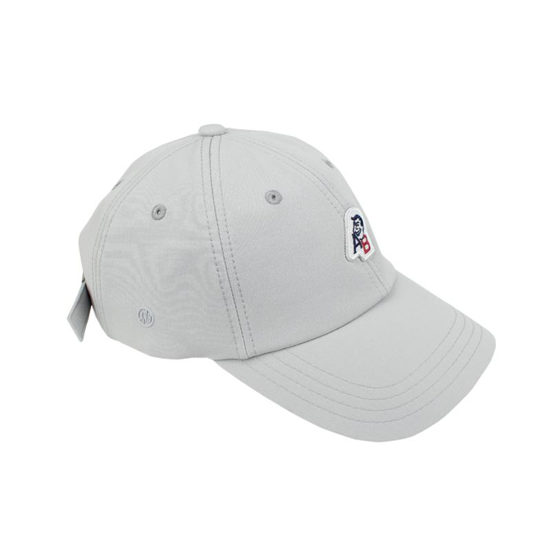 573664739367_浅灰色 ANB2018SS/WELCOME胶囊系列弯檐帽(DADDY CAP)浅灰色