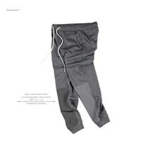 ANB018AW025 ANB拼接作训长裤