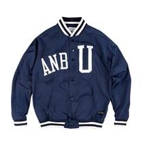 ANB019SS008 ANB UNIVERSITY经典印花棒球夹克