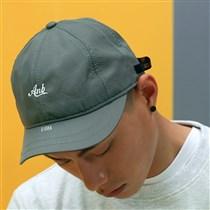 600025167650_浅灰 ANB2019SS / ANB UNIVERSITY系列短檐DADDY CAP (3色)