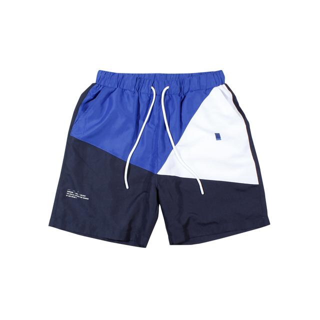 601611267506_藏青拼接 ANB2019假日胶囊系列 / ANB HOLIDAY 系列冲浪短裤
