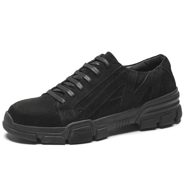 578118137730_黑色 男士板鞋男韩版潮流2019秋季新款英伦工装鞋