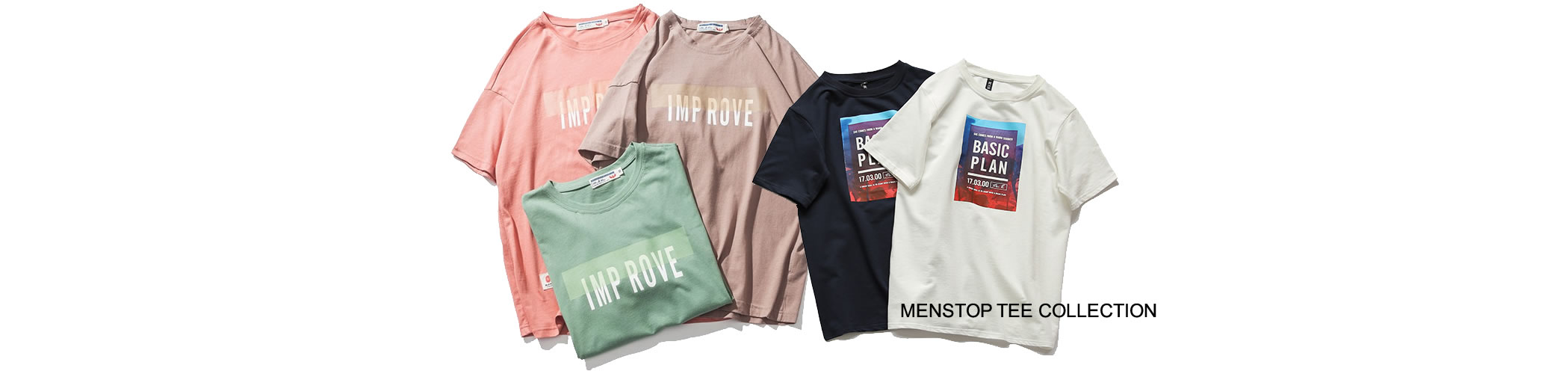 MENS TOP 2017SS COLLECTION